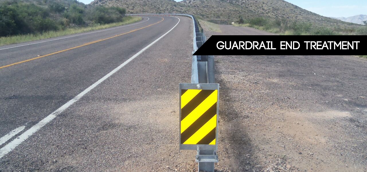 Guardrail End Treatment - Ozark Distribution